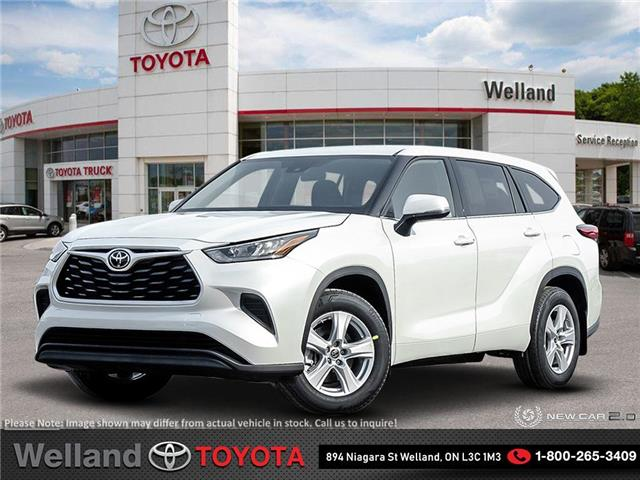 2020 Toyota Highlander LE (Stk: L7020) in Welland - Image 1 of 25