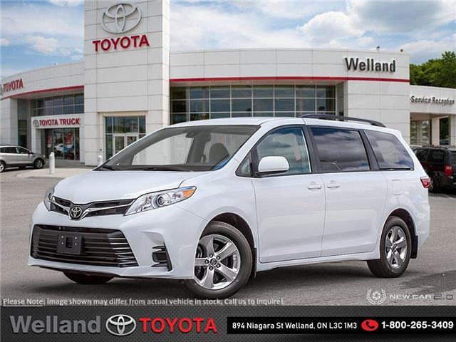 2020 Toyota Sienna LE 8-Passenger (Stk: L7115) in Welland - Image 1 of 24