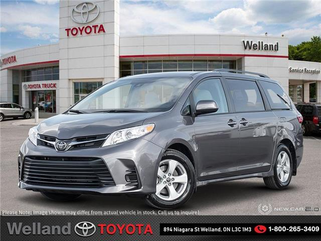 2020 Toyota Sienna LE 8-Passenger (Stk: L7114) in Welland - Image 1 of 24