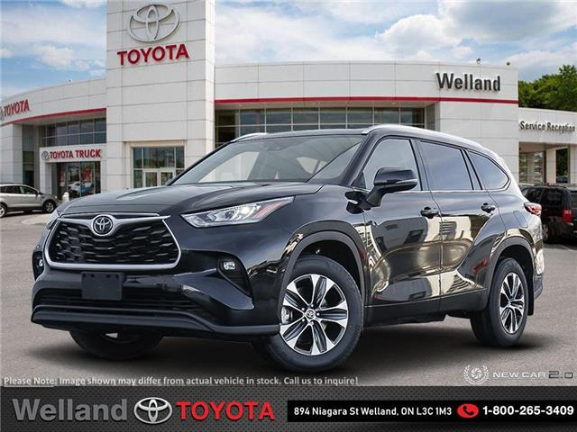 2020 Toyota Highlander XLE (Stk: L7119) in Welland - Image 1 of 16