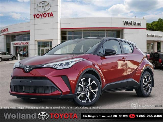 2020 Toyota C-HR XLE Premium (Stk: L7129) in Welland - Image 1 of 11