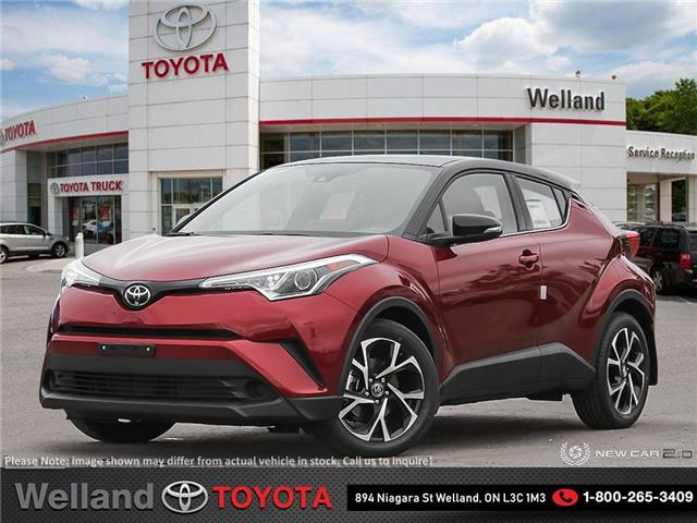 2019 Toyota C-HR Base (Stk: CHR6801) in Welland - Image 1 of 24