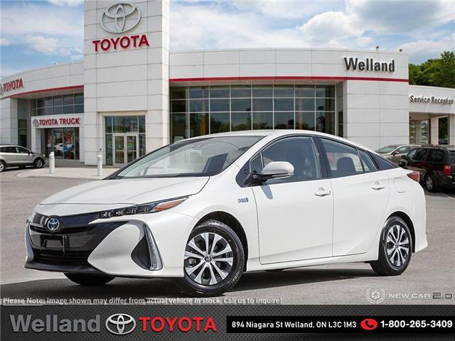 2020 Toyota Prius Prime Upgrade (Stk: L7137) in Welland - Image 1 of 10