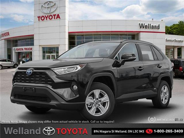 2020 Toyota RAV4 Hybrid XLE (Stk: L7233) in Welland - Image 1 of 24