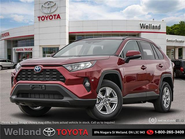 2020 Toyota RAV4 Hybrid XLE (Stk: L7237) in Welland - Image 1 of 24
