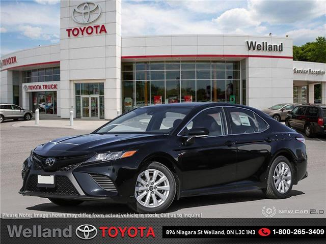 2020 Toyota Camry SE (Stk: L7239) in Welland - Image 1 of 25