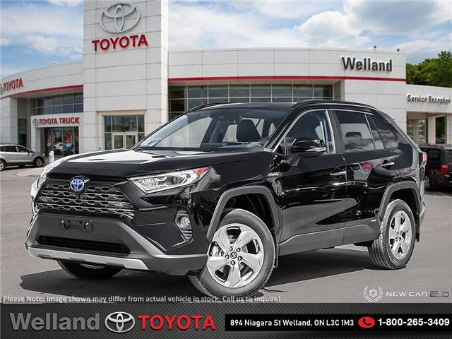 2020 Toyota RAV4 Hybrid Limited (Stk: L7306) in Welland - Image 1 of 24