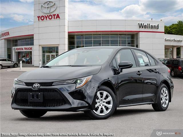 2020 Toyota Corolla LE (Stk: L7244) in Welland - Image 1 of 24
