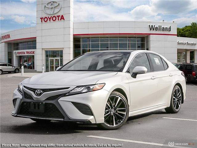 2020 Toyota Camry XSE (Stk: L7060) in Welland - Image 1 of 24
