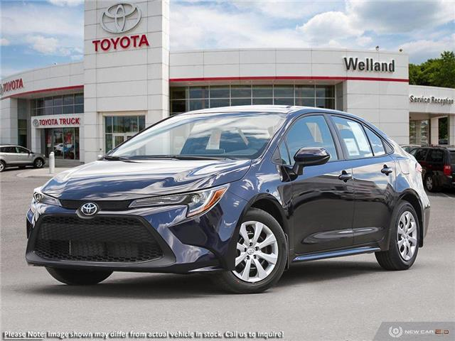 2020 Toyota Corolla LE (Stk: L7155) in Welland - Image 1 of 24