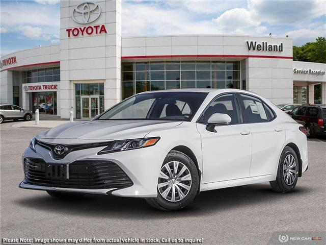 2020 Toyota Camry LE (Stk: L7047) in Welland - Image 1 of 24