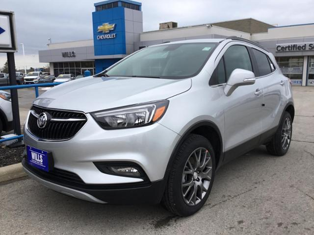2019 Buick Encore Sport Touring (Stk: K279) in Grimsby - Image 1 of 15
