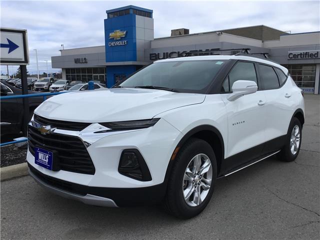 2019 Chevrolet Blazer 3.6 (Stk: K332) in Grimsby - Image 1 of 15