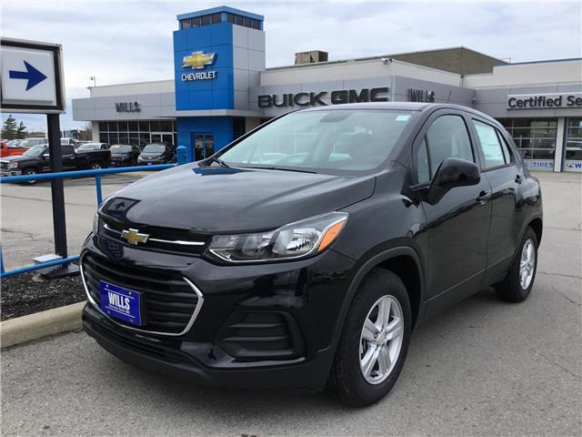 2019 Chevrolet Trax LS (Stk: K342) in Grimsby - Image 1 of 16