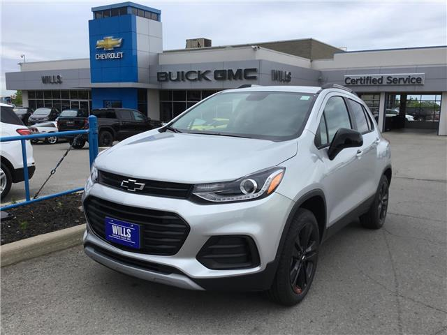 2019 Chevrolet Trax LT (Stk: K398) in Grimsby - Image 1 of 15
