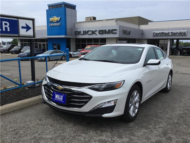 2019 Chevrolet Malibu LT (Stk: K408) in Grimsby - Image 1 of 15