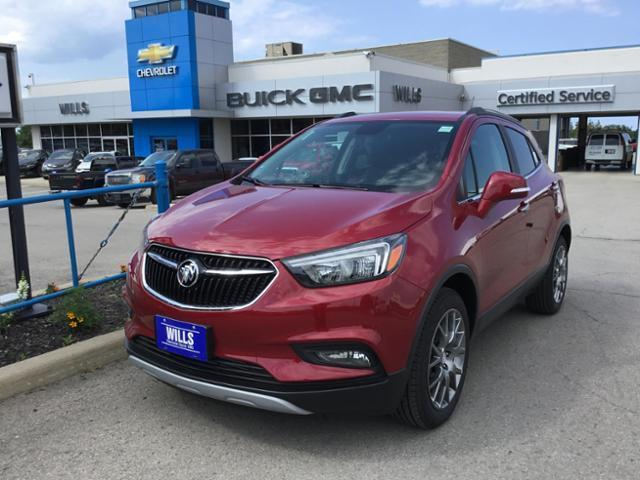 2019 Buick Encore Sport Touring (Stk: K467) in Grimsby - Image 1 of 15
