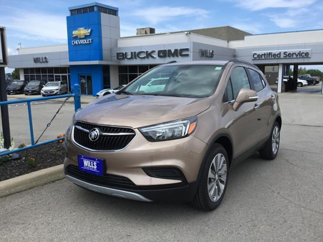 2019 Buick Encore Preferred (Stk: K484) in Grimsby - Image 1 of 15