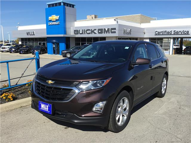 2020 Chevrolet Equinox LT (Stk: L037) in Grimsby - Image 1 of 16
