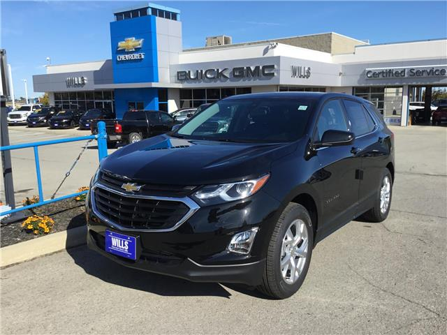 2020 Chevrolet Equinox LT (Stk: L052) in Grimsby - Image 1 of 16