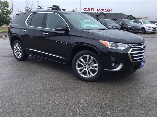 2020 Chevrolet Traverse High Country (Stk: L277) in Grimsby - Image 1 of 13