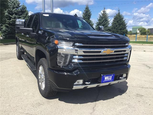 2020 Chevrolet Silverado 2500HD High Country (Stk: L246) in Grimsby - Image 1 of 14