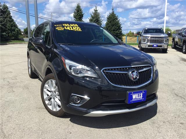 2019 Buick Envision Premium I (Stk: K019) in Grimsby - Image 1 of 12