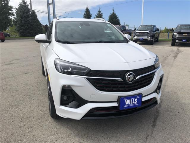 2020 Buick Encore GX Essence (Stk: L305) in Grimsby - Image 1 of 13