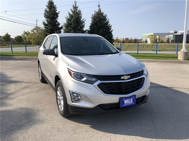 2021 Chevrolet Equinox LS (Stk: M019) in Grimsby - Image 1 of 12