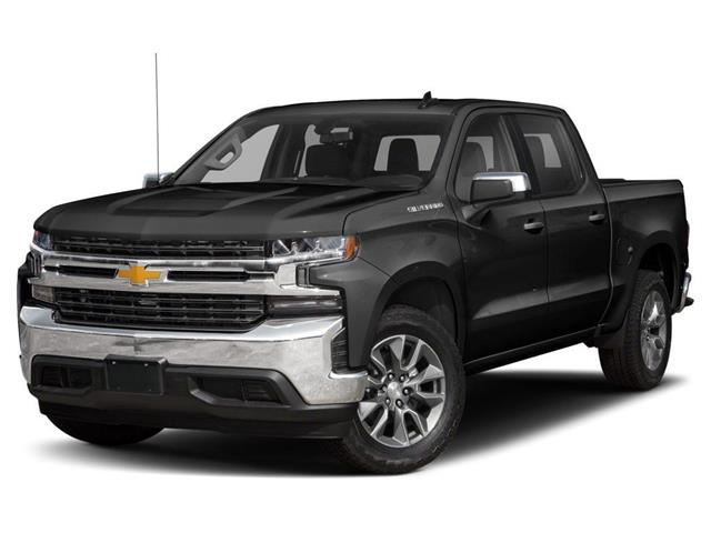 2021 Chevrolet Silverado 1500 Silverado Custom Trail Boss (Stk: 7OD31991543) in Grimsby - Image 1 of 9