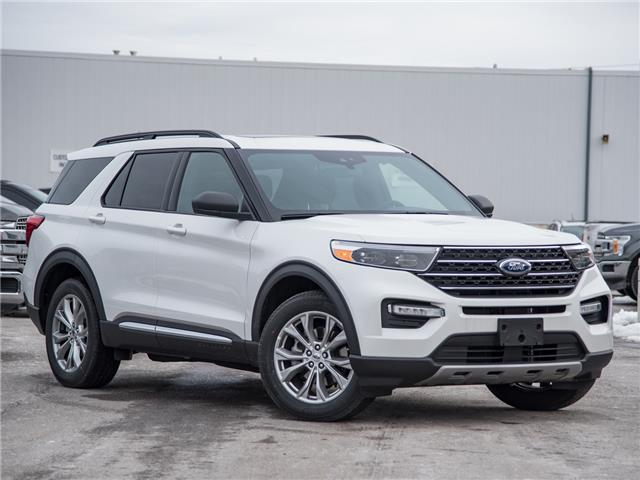 2020 Ford Explorer XLT (Stk: 20EX025) in St. Catharines - Image 1 of 25