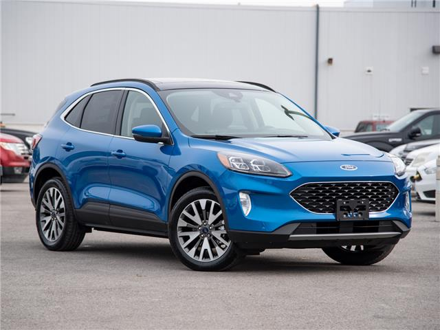 2020 Ford Escape Titanium (Stk: 20ES185) in St. Catharines - Image 1 of 24