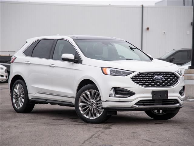 2020 Ford Edge Titanium (Stk: 20ED225) in St. Catharines - Image 1 of 24