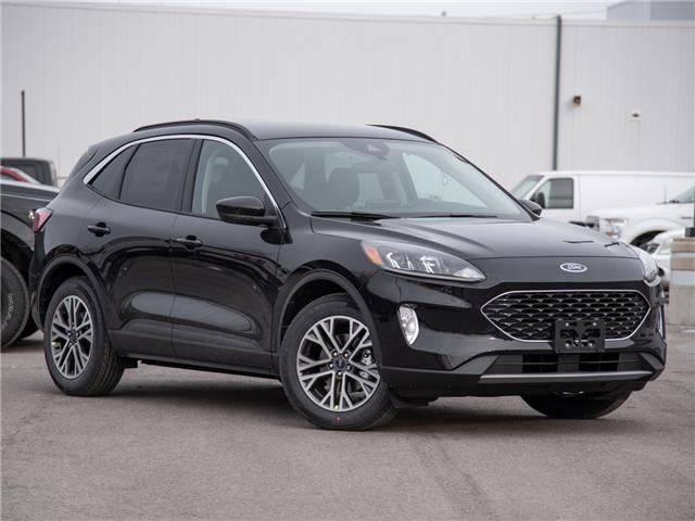 2020 Ford Escape SEL Black