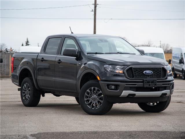 2020 Ford Ranger XLT Black