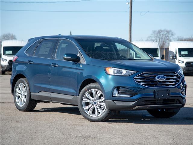 2020 Ford Edge Titanium (Stk: 20ED289) in St. Catharines - Image 1 of 22