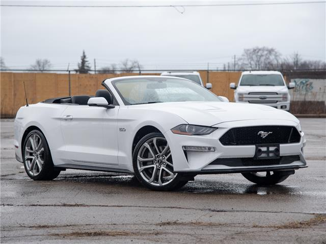 2020 Ford Mustang GT Premium (Stk: 20MU190) in St. Catharines - Image 1 of 16