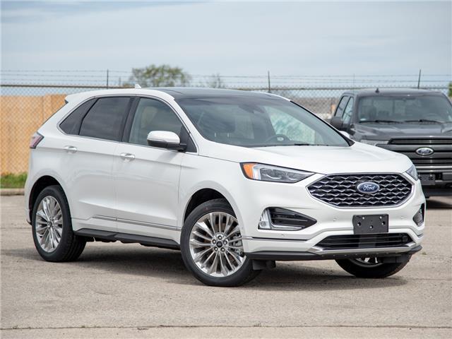 2020 Ford Edge Titanium (Stk: 20ED376) in St. Catharines - Image 1 of 23