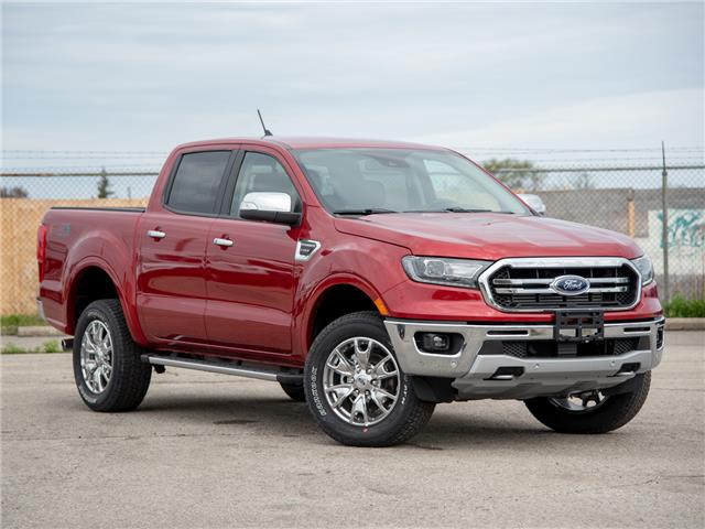 2020 Ford Ranger Lariat (Stk: 20RA344) in St. Catharines - Image 1 of 24