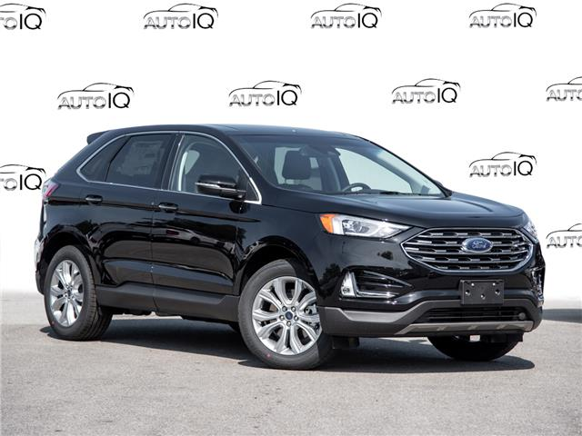 2020 Ford Edge Titanium (Stk: 20ED574) in St. Catharines - Image 1 of 24