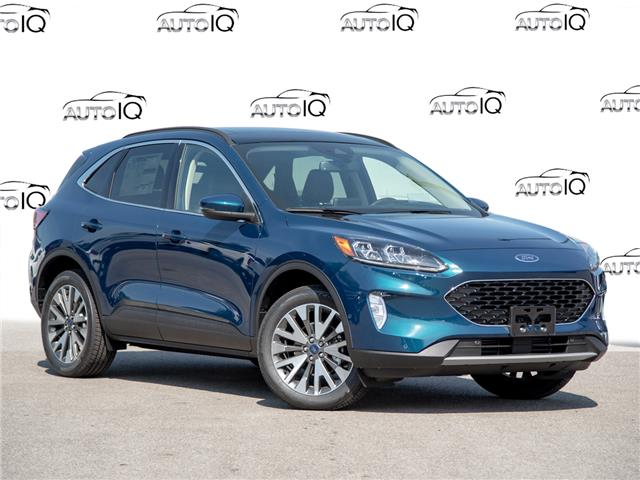2020 Ford Escape Titanium (Stk: 20ES572) in St. Catharines - Image 1 of 22