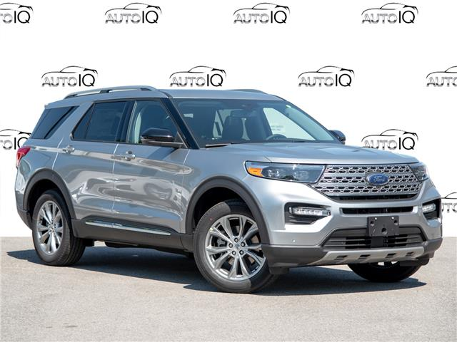 2020 Ford Explorer Limited (Stk: 20EX653) in St. Catharines - Image 1 of 24