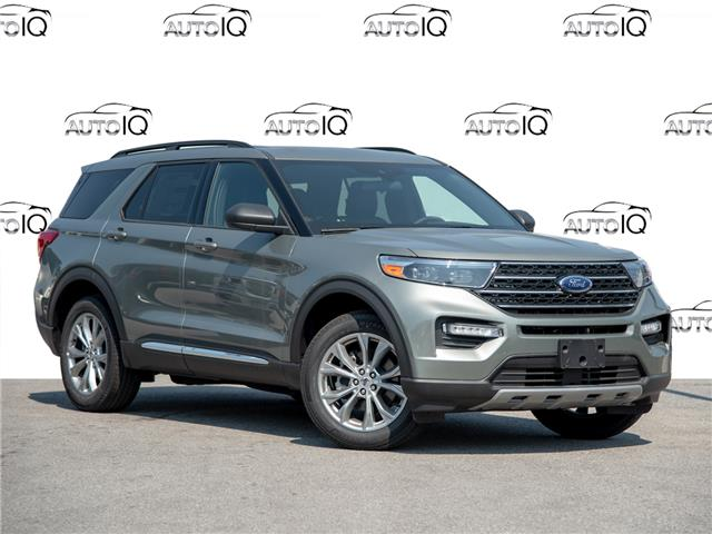 2020 Ford Explorer XLT (Stk: 20EX636) in St. Catharines - Image 1 of 25