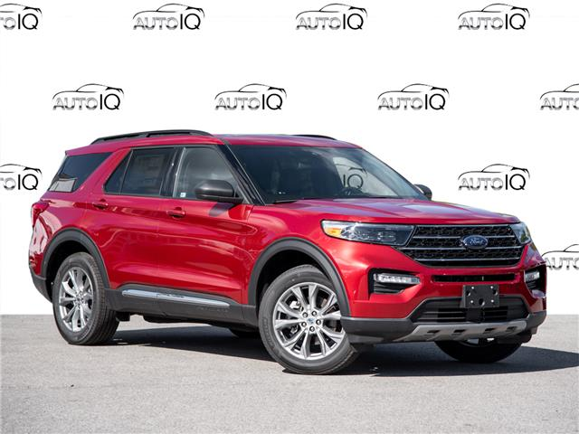 2020 Ford Explorer XLT (Stk: 20EX759) in St. Catharines - Image 1 of 25