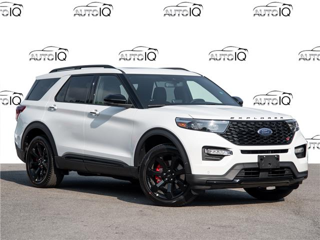 2020 Ford Explorer ST (Stk: 20EX924) in St. Catharines - Image 1 of 24
