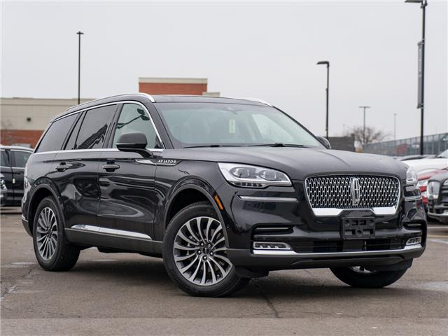 2020 Lincoln Aviator Reserve (Stk: 200056) in Hamilton - Image 1 of 24