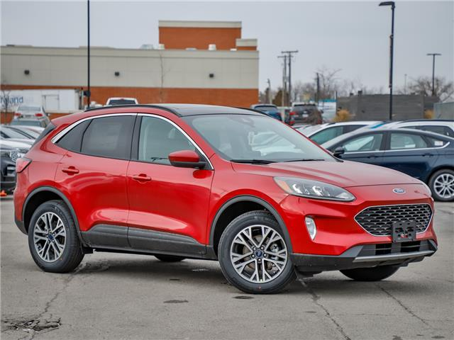2020 Ford Escape SEL (Stk: 200116) in Hamilton - Image 1 of 29