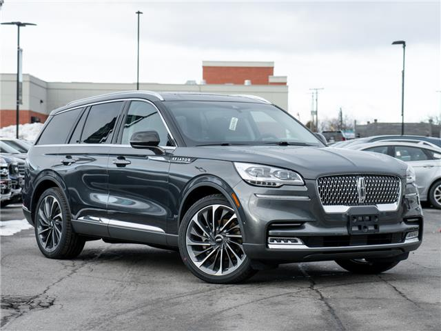 2020 Lincoln Aviator Reserve Grey