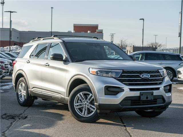 2020 Ford Explorer XLT (Stk: 200173) in Hamilton - Image 1 of 25