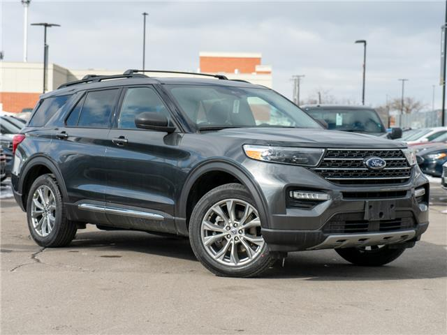2020 Ford Explorer XLT (Stk: 200119) in Hamilton - Image 1 of 28